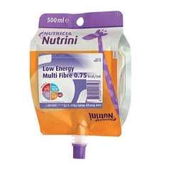 Nutrini Low Energy Multi Fibre (8 pièces)